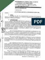 REGLAMENTO DE PRACnCA PRE - PROFESIONAL