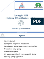 Spring In J2EE
