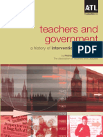 Teachers and government