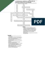 crucigrama actividad 5_ solución