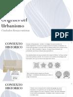 Urbanismo Ciudades Renacentistas
