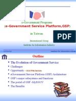 e-govGSP 10302007