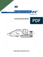 Xe215br- Manual de Peças