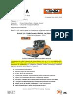 Cot. HUA-083-B-2018 Rodillo Vibratorio Hamm 3411 - Corporacion Covi SAC