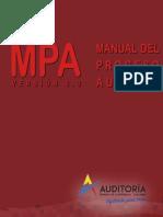 Manual Proceso Auditor AGR V8.0