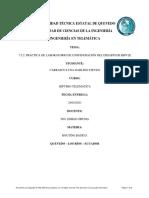 PRÁCTICA DE LABORATORIO DE CONFIGURACIÓN DEL DESAFÍO DE RIPV2