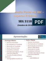SEG3118 - Casos Praticos de IRC (PORTO)