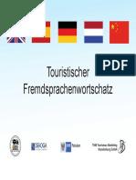 Ja Touristischer Fremdsprachenwortschatz
