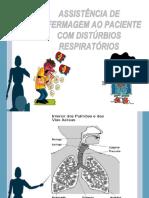 DISTURBIOS RESPIRATÓRIOS