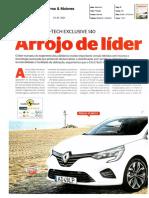 """RENAULT CLIO E-TECH HÍBRIDO NA """"CARROS & MOTORES"""""""