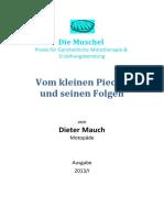 Mauch, Dieter - Vom kleinen Pieks und seinen Folgen