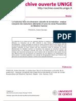 Analyse Comparée Des Traductions Francaise Et Russe Du Roman Russendisko (1)