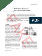 Procedural Extrusions (EG take)