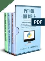 Python - A Bíblia