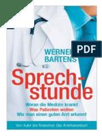Bartens, Werner - Sprechstunde