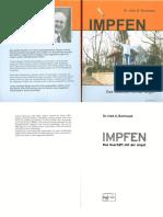 Buchwald, Gerhard - Impfen - Das Geschäft Mit Der Angst (2010, 7. Aufl. 196 DS. Scan-Text)