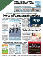 Gazzetta Mantova 5 Agosto 2010