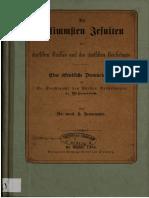 Hennemann, H. - Die Schlimmsten Jesuiten Des Deutschen Reiches