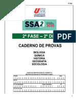 SIMULADO SSA 2 - 2¦ DIA