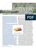 Scheiner, Dr. Med. Hans-C. - Der 100 Milliarden Euro Skandal