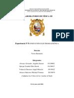 LABORATORIO FISICA 3 - INFORME 9