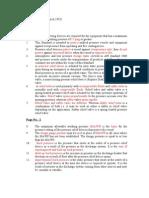 API-520 (Key notes)