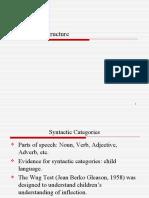 Constituent Structure-1 K3