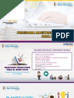 Taller Virtual Planificación y Mediación Docente V2 17-08-20 (1) UGEL