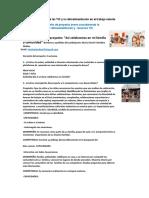 Urso Uso de Las TIC y La Retroalimentación en El Trabajo Remoto