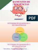 Fundamentos de Neurociências  - Neuropsicopedagogia