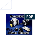 sensotronic brake control full report