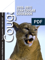 2010–2011 Utah Cougar Guidebook