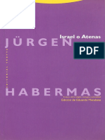 324980984 Jurgen Habermas Israel o Atenas OCR