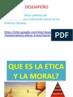 ETICA Y MORAL SEPTIMO