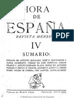 Hora de España (Valencia). 004-1937