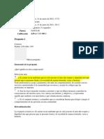 Evaluación U1 Etica Profesional
