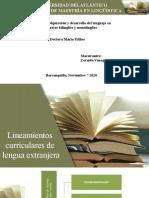 Lineamientos curriculares en lebgua extranjera - trillos