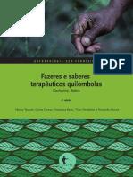 Saberes e fazeres terapêuticos quilombolas em Cachoeira-BA