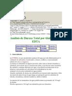 Analisis de Dureza
