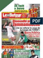 LE BUTEUR PDF du 21/02/2011