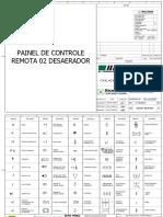 Painel de Controle Remota Desaerador_Certificado