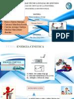 Diapositivas- Energía Cinética
