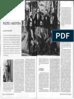 CIENTIFICOS ALEMANES Y CIENCIA ARG