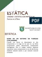 ESTATICA - Unidad I  - Semana 03 (1)