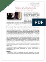 Pasteur y La Importancia Del Descubrimiento de Microorganismos-MA. GABRIELA BASTIDAS M.