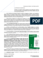 2011 Carta Organización remisión de material  (Paisaje III)