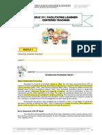 Fl Module_clt_info Processing Content