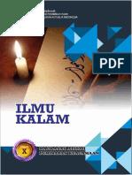 Ilmu Kalam Indonesia Mapk Kelas x Kskk Compressed