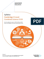 5129 combined science-2023-2025-syllabus