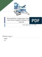 Permasalahan Lingkungan Dalam Reverse Dan Green Logistics Konsep, Desain Dan Operasi_mg4